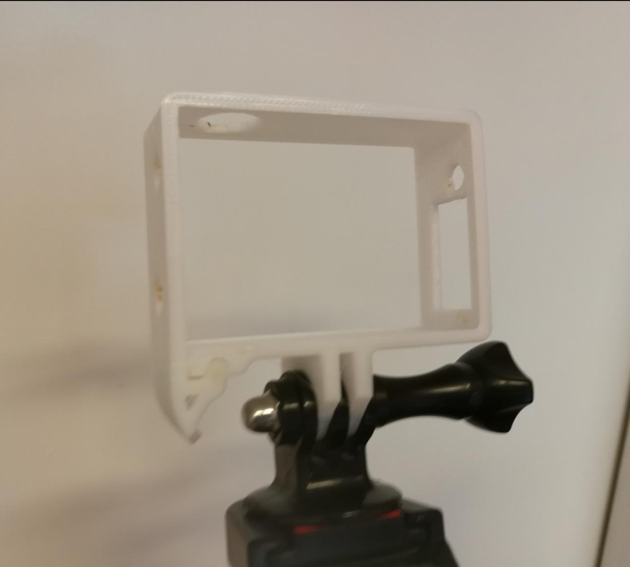 Capture d'écran 2017-03-23 à 09.49.07.png Télécharger fichier STL gratuit Quick Release GoPro Hero Frame • Objet imprimable en 3D, DanielNoree