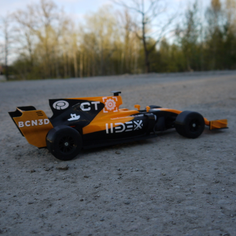OpenRC F1 Dual Color McLaren Edition 3D Printing Free STL file Cults14.png Download free STL file OpenRC F1 Dual Color McLaren Edition • 3D printer model, DanielNoree