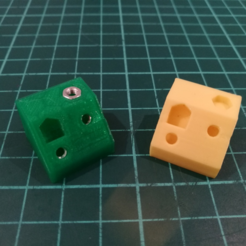 Free OpenRC Calibration Cube 3D printer file, DanielNoree