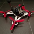 Free 3d printer designs OpenRC 220 FPV Mini Quad, DanielNoree