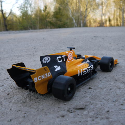 OpenRC F1 Dual Color McLaren Edition 3D Printing Free STL file Cults12.png Download free STL file OpenRC F1 Dual Color McLaren Edition • 3D printer model, DanielNoree