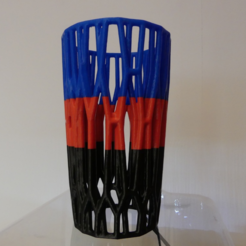 Download free STL file Trash Bin For Small Bags • Model to 3D print, DanielNoree