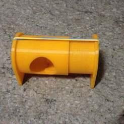 IMG_2937.jpg Download free STL file Sliding Tube Mousetrap • 3D printable object, boksbox