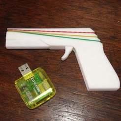 IMG_1198.jpg Download free STL file Mini Rubber Band Gun • Template to 3D print, boksbox