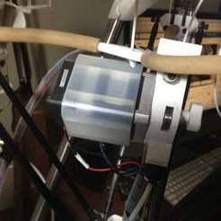 IMG_0841.jpg Télécharger fichier SCAD gratuit Carénage du moteur pas à pas • Objet pour imprimante 3D, boksbox
