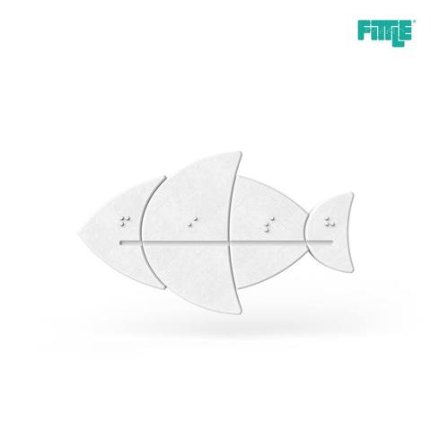 Free 3d printer files Fish Fittle Puzzle, Fittle
