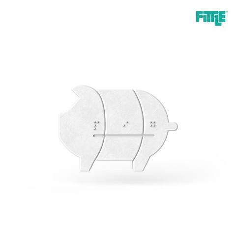 Free 3D printer model Pig Fittle Puzzle, Fittle