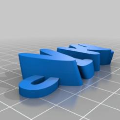 namekeyringv1-3_20151116-25888-1rxf5rr-0.png Télécharger fichier STL gratuit Mon texte personnalisé iamburny's - Porte-clés nom / Porte-clés Viky • Modèle imprimable en 3D, abauerenator