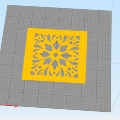 Download 3D print files Stencil Decorative, abauerenator