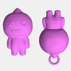 3D printer files VAN Keychain Figure BTS, abauerenator