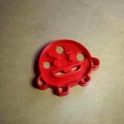 STL BTS Shooky cookies cutter, abauerenator