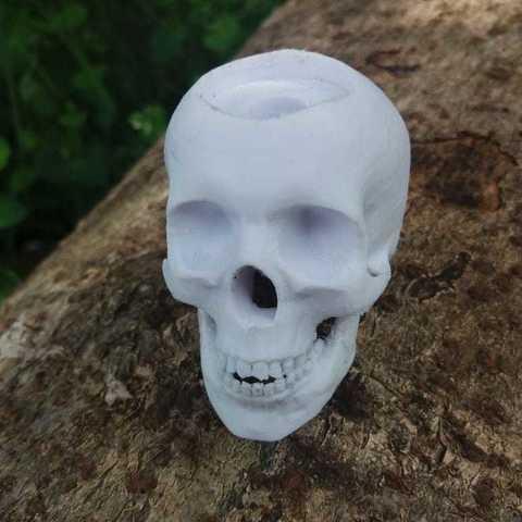 Descargar diseños 3D Skull Rda Support, abauerenator