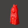 porfis Plis.png Download STL file Virgen Porfis, Virgencita Plis • 3D print template, abauerenator