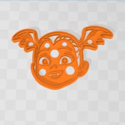 Descargar archivo 3D Vampirina Cookies cutter, abauerenator