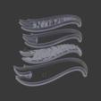 Imprimir en 3D HotWheels Cookies Cutter logo, abauerenator