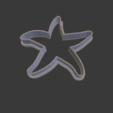 Download 3D printer model Starfish cookies cutter, abauerenator