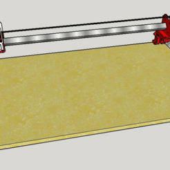 Laser_5w.png Télécharger fichier STL gratuit Enregistreur laser basé sur la technologie RootCNC • Plan pour impression 3D, abauerenator