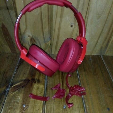 Download 3D model Hesh 3 headphones repair parts, repuestos auriculares hesh 3, abauerenator