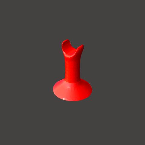 Descargar diseños 3D utensilio para pintar las uñas, abauerenator