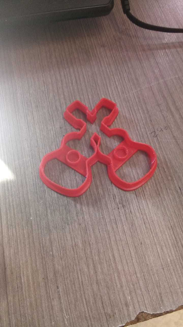 WhatsApp Image 2018-09-21 at 10.09.22.jpeg Download STL file Coconut Skull Kit Cookies cutter • 3D printable object, abauerenator