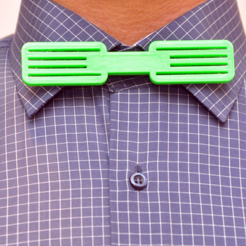 Free 3D file Grille Bow Tie, 102Creations