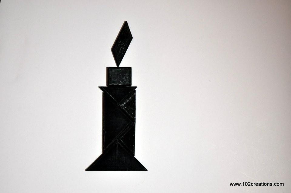 DSC_0532.jpg Download free STL file Tangram Puzzle • 3D printer object, 102Creations