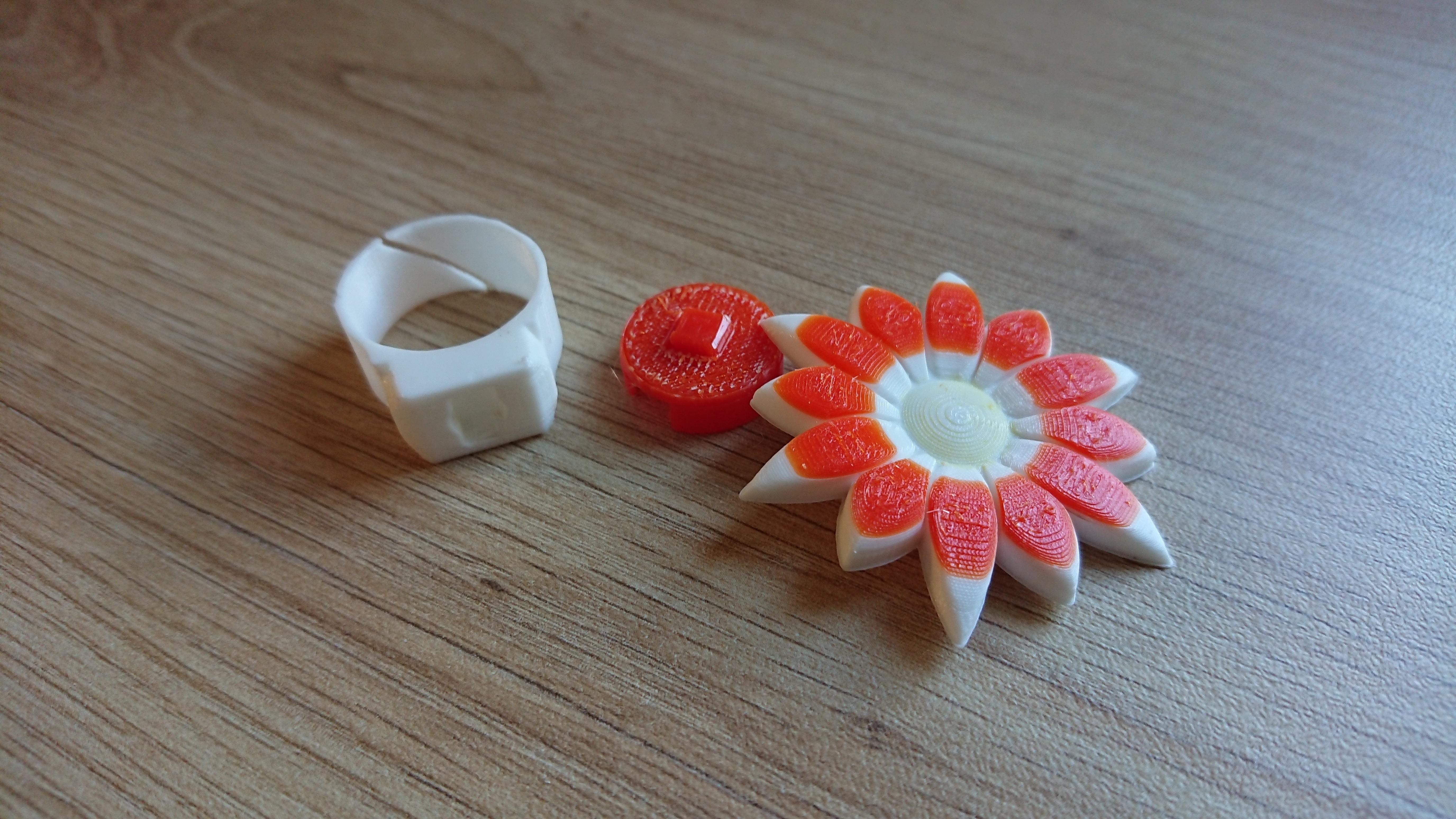 DSC_0231.JPG Download free STL file MODULAR RING • 3D printable design, H33ro