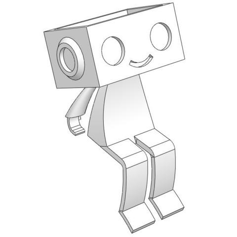 Descargar diseños 3D gratis Ropot1, H33ro