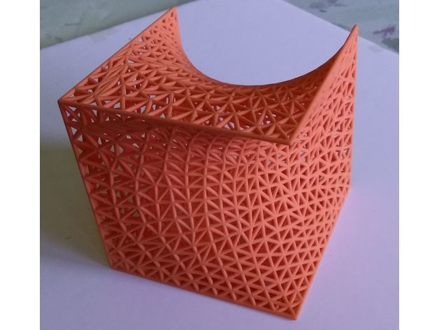 93dcdc2481309f474a0b5452613784b1_preview_featured.jpg Download free STL file Cube Plateau Problem • Model to 3D print, zeycus
