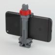 Download free STL file Universal Phone Tripod Mount • 3D printing template, jakejake