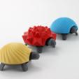 Capture d'écran 2017-04-12 à 10.06.19.png Download free STL file Squishy Turtle • 3D print template, jakejake