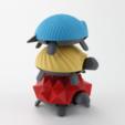 Capture d'écran 2017-04-12 à 10.05.29.png Download free STL file Squishy Turtle • 3D print template, jakejake