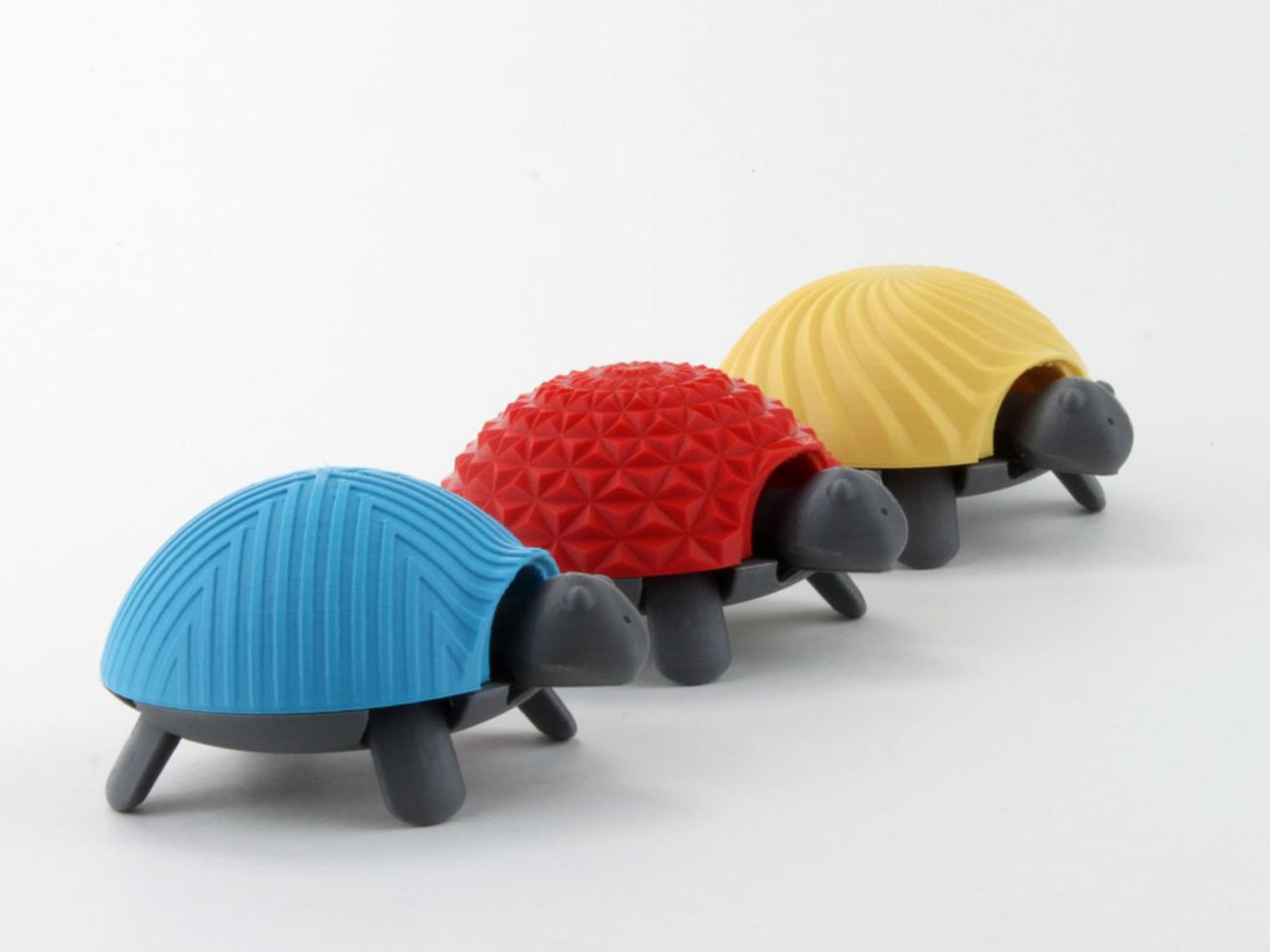 Capture d'écran 2017-04-12 à 10.05.16.png Download free STL file Squishy Turtle • 3D print template, jakejake
