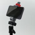 archivos 3d Montaje universal para trípode del teléfono gratis, jakejake