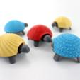 Capture d'écran 2017-04-12 à 10.05.08.png Download free STL file Squishy Turtle • 3D print template, jakejake