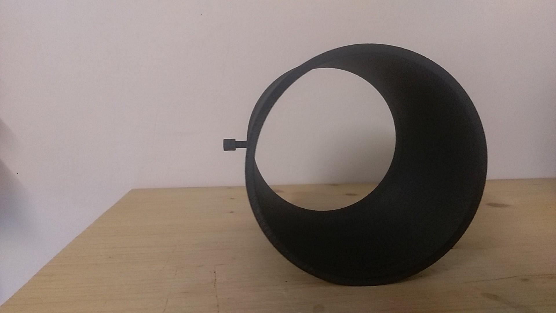 IMAG0975.jpg Download free STL file NIkon Camera Extension Tube • 3D printing object, ProType3D