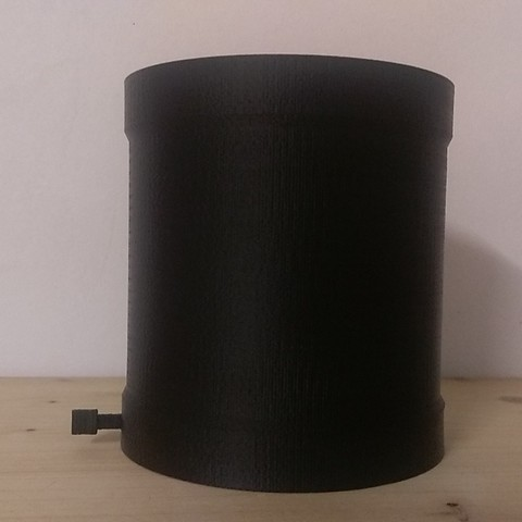 IMAG0973.jpg Download free STL file NIkon Camera Extension Tube • 3D printing object, ProType3D