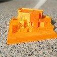 Download free STL file SINGLE FAMILY HOME • 3D printer model, chocarrat