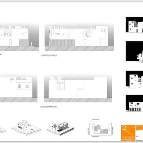 75ab2a3989a477035697491b8e487bd1_display_large.jpg Download free STL file 2 VIVIENDAS ADOSADAS • 3D printer template, chocarrat