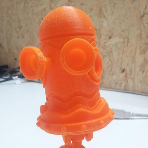 stl file RobotoyProject, harnelbe