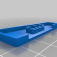 marche_maison.png Télécharger fichier STL gratuit Playmobil - Marches d'escalier - stair treads • Objet à imprimer en 3D, harnelbe