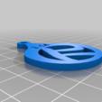 Télécharger fichier STL gratuit Joyeux Jour Pi ! Deux conceptions de boucles d'oreilles Pi • Modèle imprimable en 3D, Kay