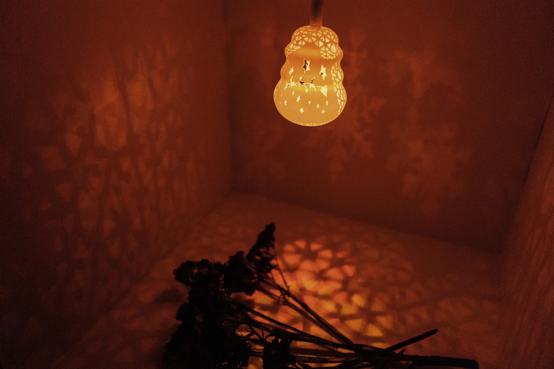 DSC04107.jpg Télécharger fichier STL gratuit Série de lampes perforées • Objet pour impression 3D, Kay