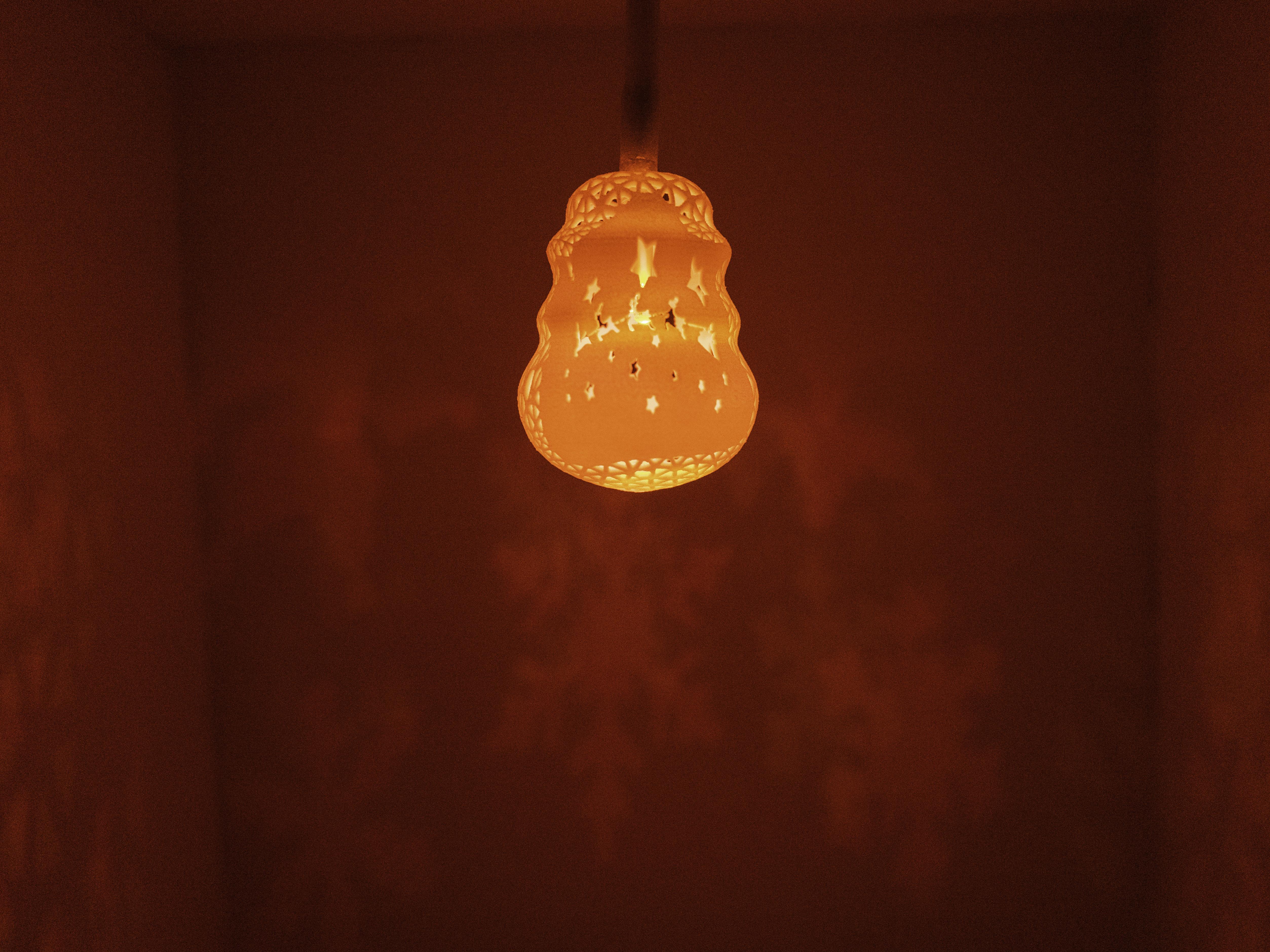 DSC04111.jpg Télécharger fichier STL gratuit Série de lampes perforées • Objet pour impression 3D, Kay