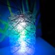 Télécharger fichier STL gratuit Lampe Fleurie • Plan à imprimer en 3D, Kay