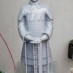 Free 3D printer model Terracotta Army, pim_be