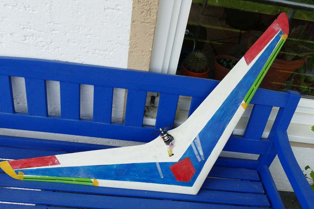 C-Wings.jpg Download free STL file Leading-Edge Slats for Horten Wing Stiletto • 3D printer model, wersy