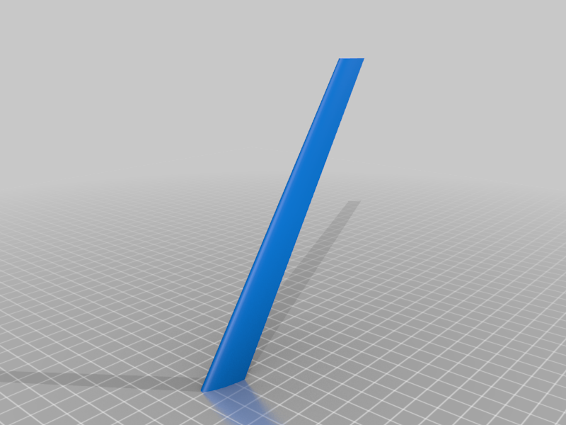 front_wing_2.png Download free STL file Leading-Edge Slats for Horten Wing Stiletto • 3D printer model, wersy