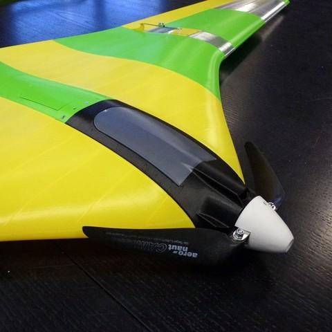 Download free 3D model Flying Wing Buratiny ・ La Poste