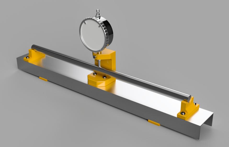Messprisma_v11a.png Télécharger fichier STL gratuit Essai de l'arbre de roulement concentrique • Modèle pour imprimante 3D, wersy